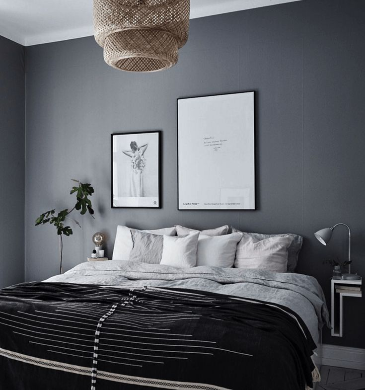 Bedroom Paint Ideas Grey Best 25+ Grey Bedroom Walls Ideas Only On Pinterest | Room