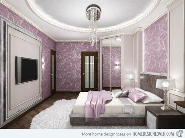 1000+ Ideas About Purple Bedrooms On Pinterest