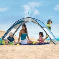 Sun Smarties Family Beach Cabana Tent - One Step Ahead ...