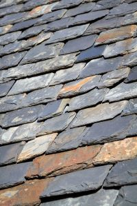 Best 25+ Slate roof ideas on Pinterest | Roofing materials ...