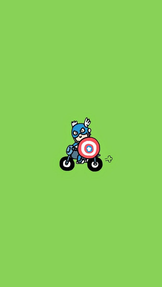 Iphone X Nerdy Wallpapers Captain America Free Ride Tap To See All Cute Avengers