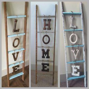 25 Best Ideas About Wooden Ladder Decor On Pinterest Wooden