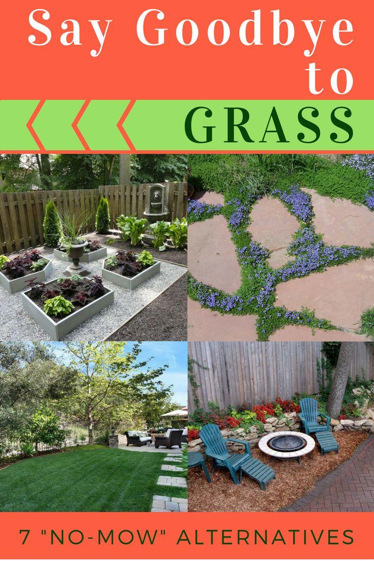 25 Best Ideas About No Grass Landscaping On Pinterest No Grass