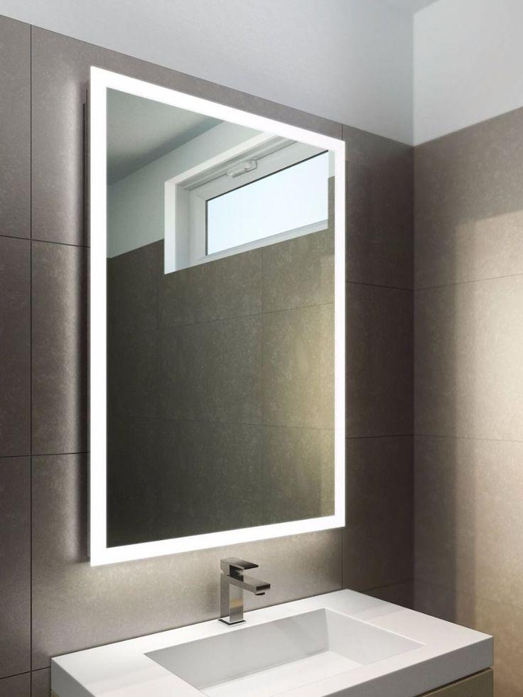 Best 25 Bathroom mirror lights ideas on Pinterest  Bathroom mirror inspiration Bath vanity