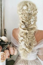 ideas braided wedding