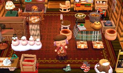 10 Best Images About ACNL Home Designs On Pinterest