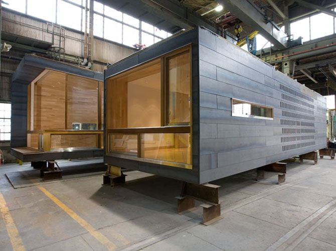81 Best Images About Modular And Prefab Houses On Pinterest