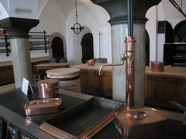 1 REC5859 Neuschwanstein Castle kitchen via Flickr