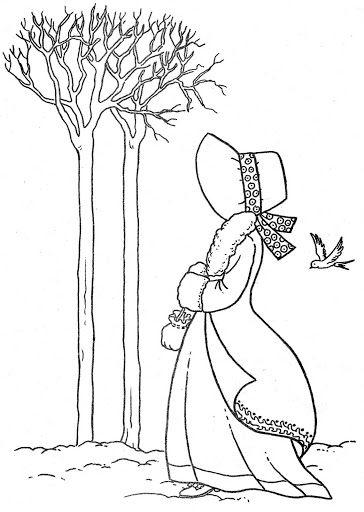 117 best images about bonnet girl quilts on Pinterest
