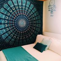 25+ Best Ideas about Tapestry Bedroom on Pinterest