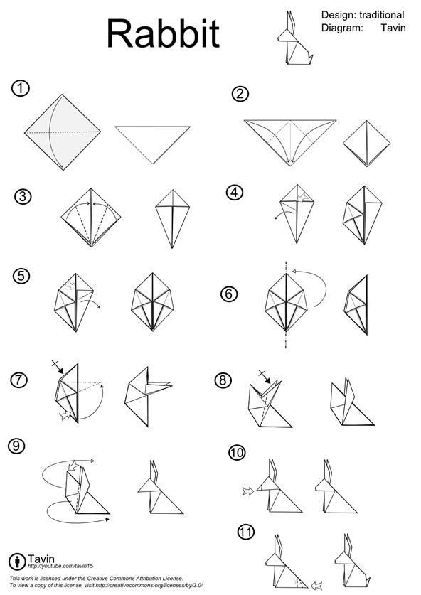 25+ best ideas about Origami animals on Pinterest