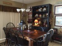 My Dining Room | Primitive and Country Ideas | Pinterest ...