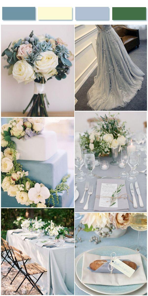 25+ best ideas about Dusty blue weddings on Pinterest