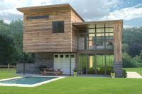 11 best images about Modern Wood Siding on Pinterest ...