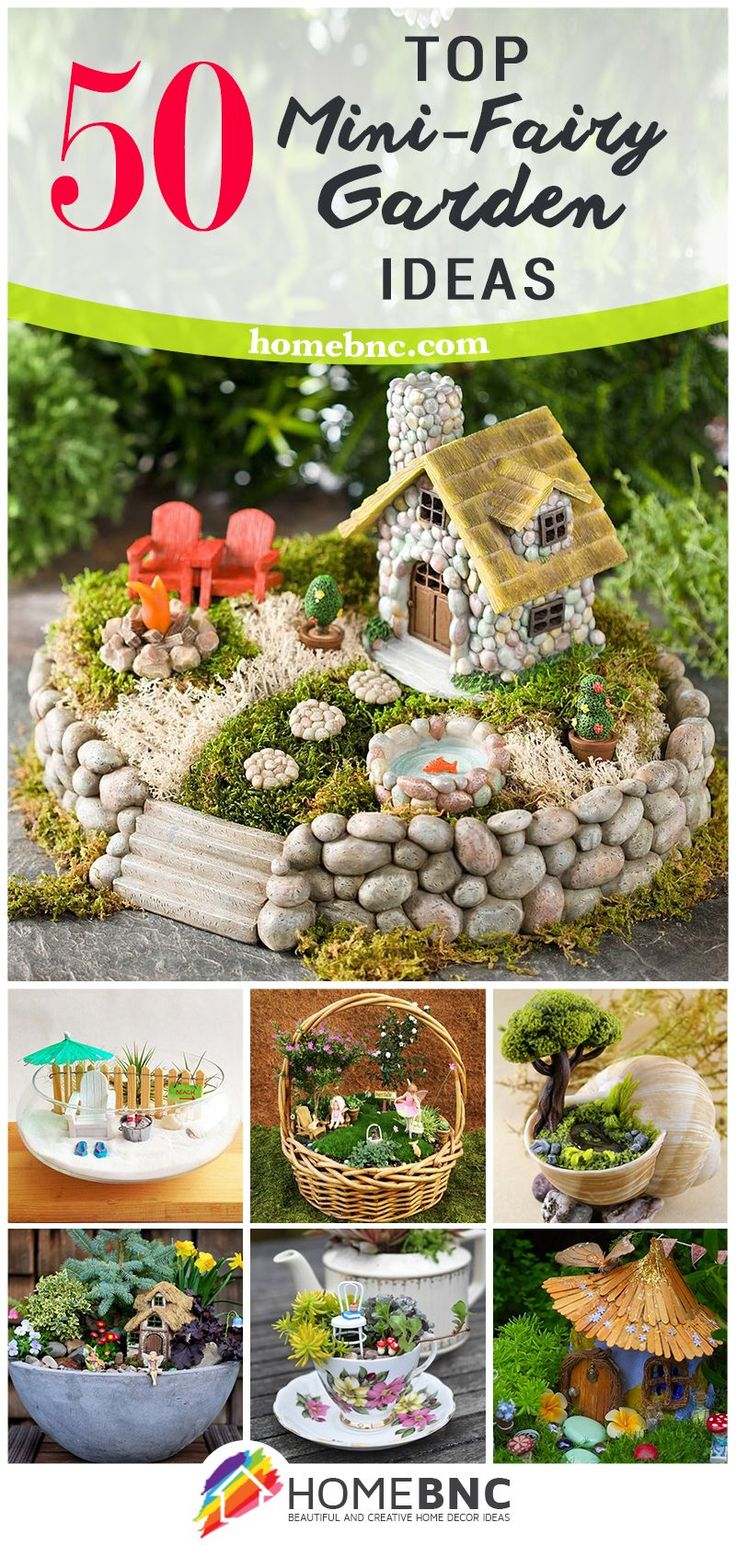 25 Best Ideas About Miniature Fairy Gardens On Pinterest Diy