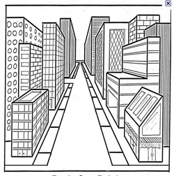 25+ best ideas about One point perspective on Pinterest