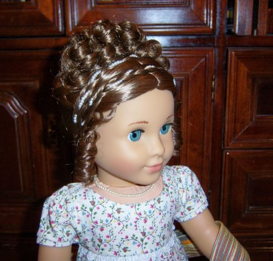 221 Best Images About Doll Hair Ideas On Pinterest Doll