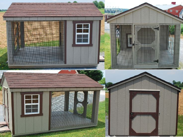 25+ Best Dog Kennel Designs Ideas On Pinterest