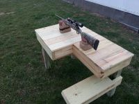 25+ best ideas about Shooting Bench on Pinterest ...