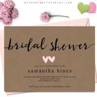 25+ best ideas about Shower invitations on Pinterest ...