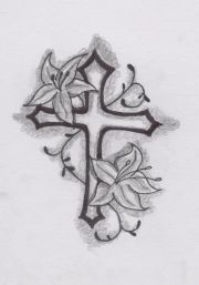 1000 ideas cross tattoo