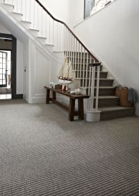 Hard wearing carpet for hall - grey of course!   Hallways ...