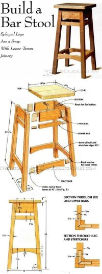 Best 25+ Wood stool ideas on Pinterest | Milking stool ...