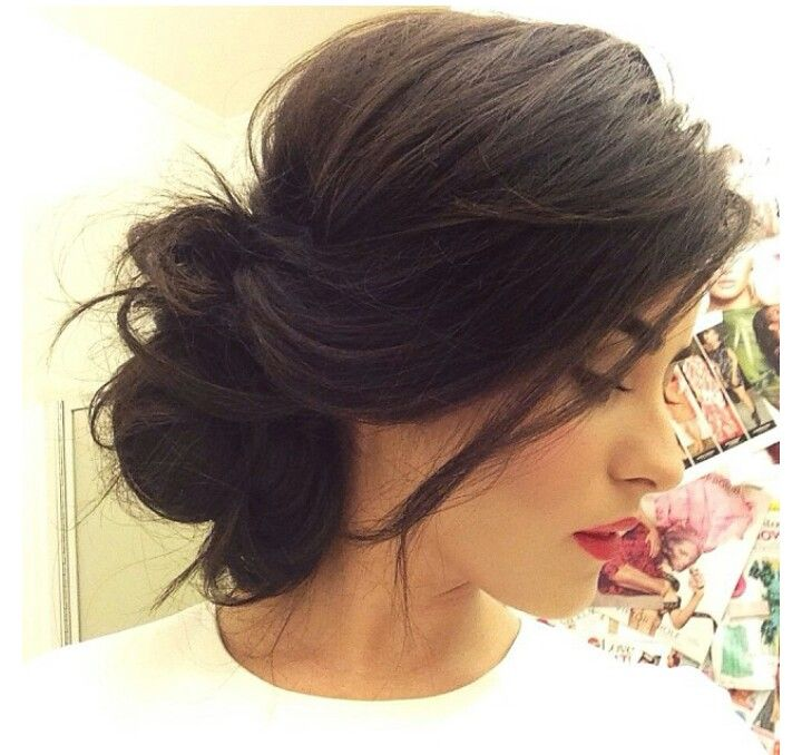 25 Best Ideas About Sexy Updo Hairstyles On Pinterest Messy
