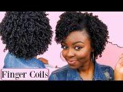 ideas natural hair bob