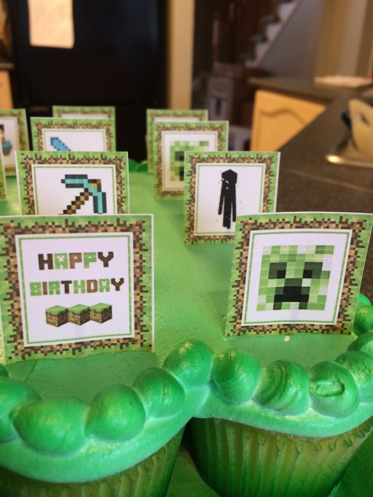 17 Best Images About Minecraft Party On Pinterest Black