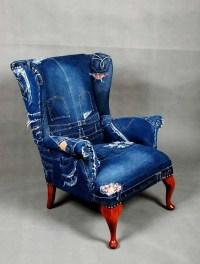 Denim Chair | Creative Jean Projects | Pinterest | Boys ...