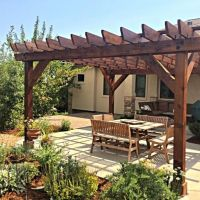 17 Best ideas about Curved Pergola on Pinterest | Patio ...