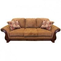 ASHLEY MONTGOMERY MOCHA SOFA Gallery Furniture # ...