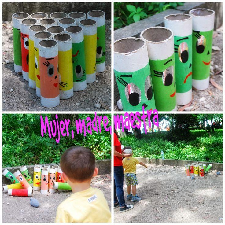 Madre Mujer Maestra Juegos tradicionales para fiestas infantiles  Juegos Tradicionales