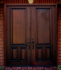 Wooden Door Design in Pakistan