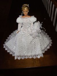 1000+ ideas about Crochet Wedding Dresses on Pinterest ...