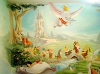 25+ best ideas about Disney Mural on Pinterest | Disney ...