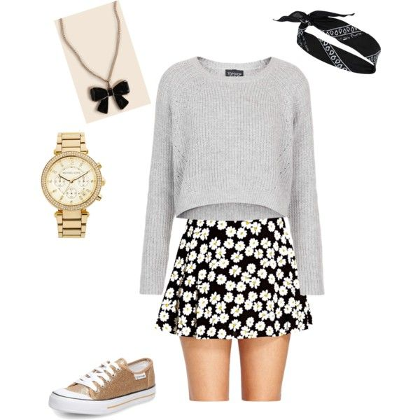 Fun glittery golden casual outfit – Teen/Tween Fashion Check out Dieting Digest