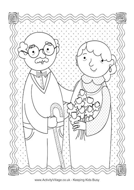 25+ best ideas about Happy grandparents day on Pinterest