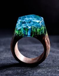 25+ best ideas about Wood rings on Pinterest | Wood ...