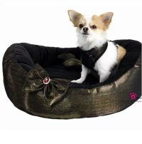 22 best images about Dog Beds on Pinterest | Brown leopard ...