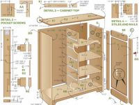 25+ best ideas about Building cabinets on Pinterest ...