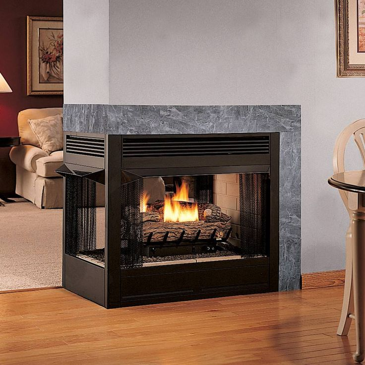 25+ best ideas about Ventless Propane Fireplace on