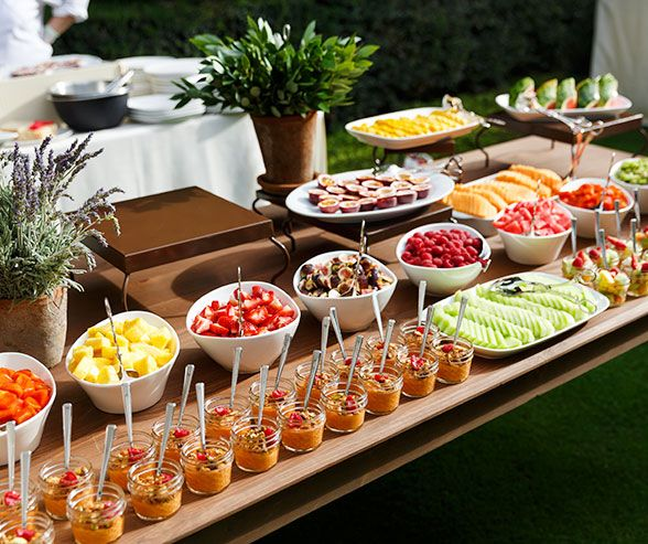 The 144 Best Images About Cocktail Hour Food & Stations On