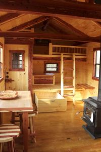 25+ best ideas about Small cabin interiors on Pinterest ...