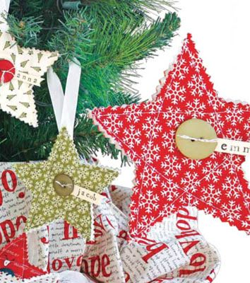 Simple Quilted Ornaments Tutorial | Jo-Ann Fabric and Craft Stores