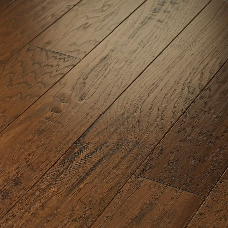 Shaw Floors Pebble Hill Hickory 5 Engineered Hickory in
