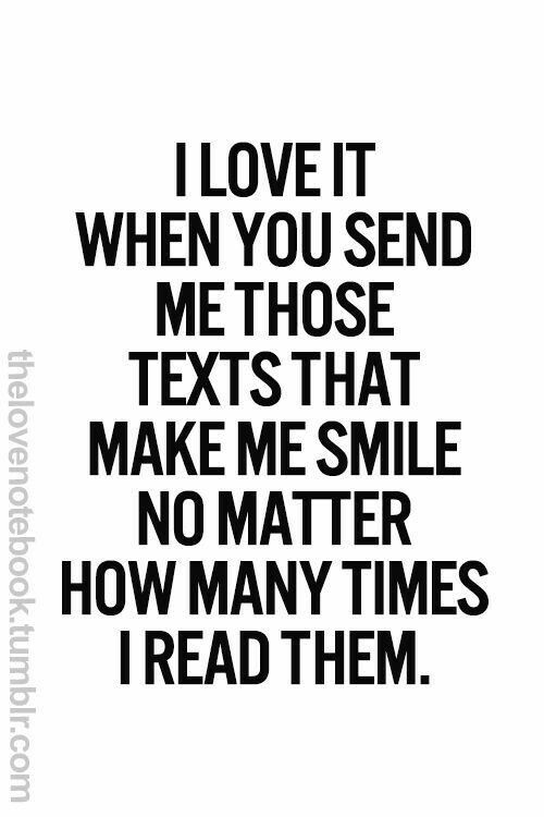 25+ best ideas about Sweet Text Messages on Pinterest
