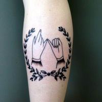 25+ best Pinky Promise Tattoo ideas on Pinterest | Pinky ...