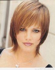 short shag hairstyles women over 50